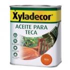 ACEITE TEKA XILADECOR TRANSP. 750 ML.