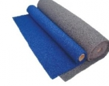 ALFOMBRA MARINA S/FORRO 120 CM. M. LINEAL AZUL