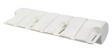 DEFENSA PANTALAN BUMPER 3/4 BLANCA ALL PONTOONS