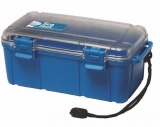 CAJA ESTANCA IRROMPIBLE 132x100x88 MM. AZUL