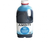 ADITIVO AMBITI BIODEGRADABLE WC BLUE 2 L.