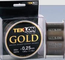 LINEA TEKLON GOLD NEW 30X300 10,60 KG.