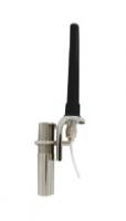 ANTENA VHF GLOMEX RA111 VELERO 30 CMS. +18 MTS CABLE
