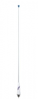 ANTENA VHF GLOMEX RA106 VELERO 90 CMS. +25 MTS CABLE
