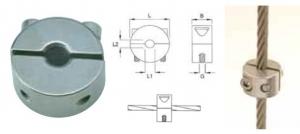BLOQUEO INOX CABLE 5-6 MM.