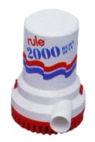BOMBA RULE 2000 GPH 12V