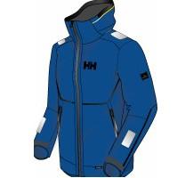 HH HP FOIL JKT OLYMPIAN BLUE S