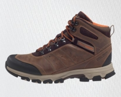 HH RAPIDE LEATHER MID HTXP TOBACC BRO Nº44