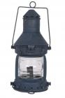 LAMPARA FAROL AZUL 48 CM.