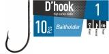 ANZUELO D HOOK BAITHOLDER B/10  DHBH