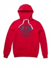 NORTH SAILS HOODED SWEAT W/GRAPHIC
