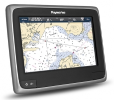 RAYMARINE a67 MULTIFUNCION